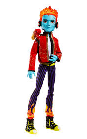 holt hyde monster high characters