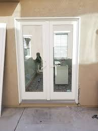 door installation with simpson doors