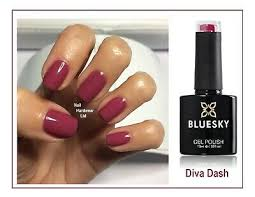 raspberry most wanted nail gel polish