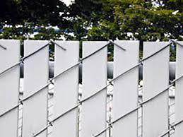 Industrial Fence Slats Pre Woven Privacy Slats Pexco