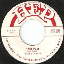 Duane Carter / Johnny & Duane - Your Past / Dreaming (1958, Vinyl)   Discogs