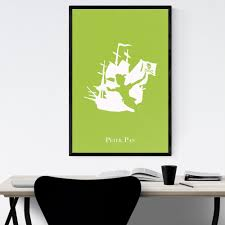 Shop Noir Gallery Disney Peter Pan Framed Art Print Overstock 29080012