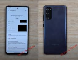 Samsung Galaxy S20 FE 5G hands-on video ...