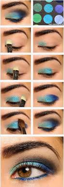 best ideas for makeup tutorials blue
