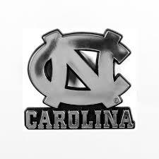 North Carolina Tarheels 12 Car Magnet Unc Ncaa Auto Emblem Decal Cdg For Sale Online Ebay