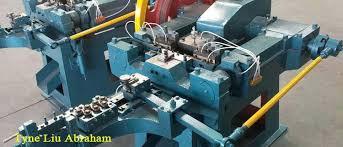 nail making machine used nail wire