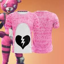 fortnite pink teddy bear valentine day