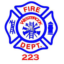Fire Department Window Decal Etsy