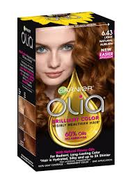 light natural auburn hair color