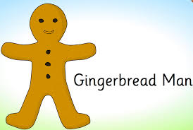 The Gingerbread Man - P-3 Literature