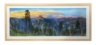 very large picture frames