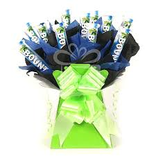 send bounty chocolate bouquet
