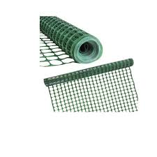 Boen 4 Ft X 100 Ft Green Construction Snow Safety Barrier Fence Sf 4101 The Home Depot
