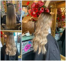 hair extensions before after photos