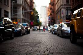 مدينة شارع بناء طريق مجموعة آلات ضبابية Hd خلفيات خلفية سطح