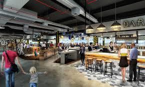 Manchester Airport £1bn Overhaul - Restaurants & Bars Revealed