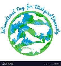 International day for biological diversity arctic Vector Image