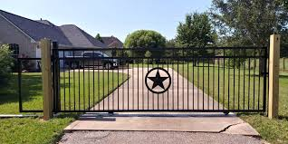 Wrought Iron Driveway Gates Fence Geeks Wrought Iron Fences Gates And Access Controls