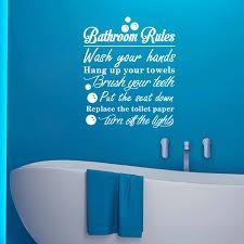 Kililaya Waterproof Vinyl Bathroom Wall Sticker Shower Room Wall Mural Bathtub Decal Removable Wall Sticker Wall Stickers Aliexpress