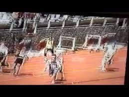 Metuchen wins 4x100 Heat at 1995 Penn Relays in 42.92 - YouTube