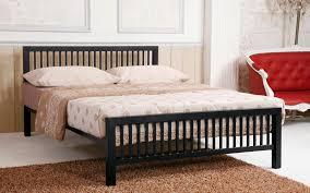 time living meridian metal bed frame