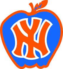 New York Knicks Apple Logo Vinyl Decal Sticker 5 Sizes Sportz For Less