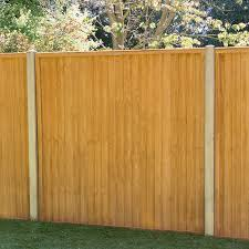 Forest 6 X 6 Closeboard Fence Panel 1 83m X 1 83m Buy Fencing Direct