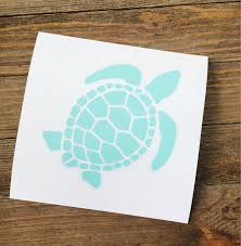 Sea Turtle Decal Car Decal Yeti Decal Tumbler Decal Laptop Decal Ipad By Dixielife On Etsy 2 Sea Turtle Decal Car Decals Vinyl Yeti Decals
