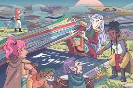 100 Best Comics And Graphic Novels Npr