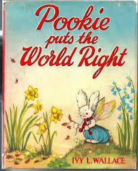 Pookie Puts the World Right: Ivy Wallace: 9780001221093: Amazon.com: Books  | Childrens books illustrations, Illustrations kids, Story books  illustrations