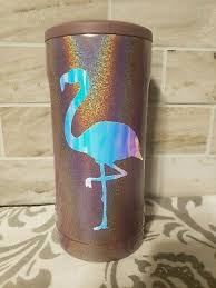 Flamingo Decal Tumbler Decal Summer Decal Cup Decal Water Bottle Decal 2 50 Picclick