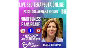 Mindfulness com Adriana Becker LIVE - YouTube