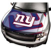 New York Giants Car Truck Hood Cover New Item New York Giants Giants Fans Ny Giants