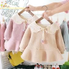 Shop Amart ) Đầm Công Chúa dày thời trang mùa đông cho bé gái
