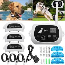 3 Dogs Fence 500 Meters Training System Pet Electric Waterproof Wireless Remote Control Buy At A Low Prices On Joom E Commerce Platform