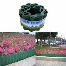 Hot Sale 520d1d 10 15 20cm Plastic Lawn Border Fence Garden Grass Edge Border Fence Wall Roll Cicig Co
