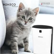 🐈 Ai bảo dị ứng lông mèo thì không được... - Boneco Máy Lọc Không Khí &  Tạo Ẩm Thụy Sĩ