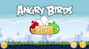 Let's Play Angry Birds 01 - One for the wife. - YouTube