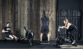 multi erg workouts concept2