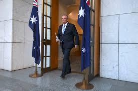 Australia's New Prime Minister, Scott ...