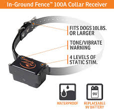 Amazon Com Sportdog Brand In Ground Fence Systems From The Parent Company Of Invisible Fence Brand Underground Wire Electric Fence Tone Vibration Static 100 Acre Capability Remote