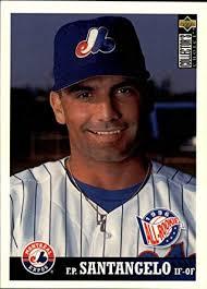 Amazon.com: 1997 Collector's Choice Baseball Card #389 F.P. Santangelo:  Collectibles & Fine Art