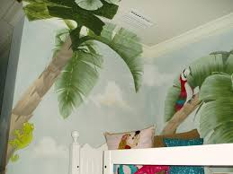 Jungle Themed Kids Room Tropical Kids Tampa By Jtr Contractors Inc