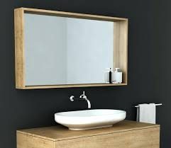 frame for bathroom mirror