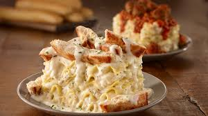 Olive Garden make your own lasagna with ...
