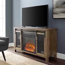 we furniture az48fpsmdro fireplace tv