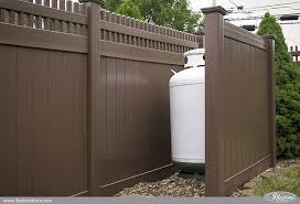 Images Of Illusions Pvc Vinyl Wood Grain And Color Fence Vinyl Fence Panels Vinyl Fence Backyard Fences