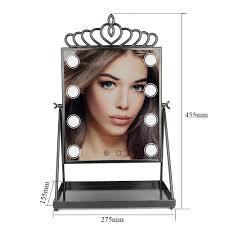 hollywood vanity makeup mirror at