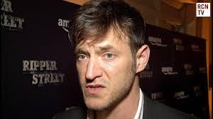 Adam Rothenberg Interview - Ripper Street Series 3 Premiere - YouTube