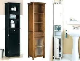 tall corner bathroom cabinet ohmscape com